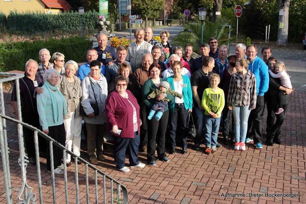 Die Teilnehmer der VZE-IG-Agaporniden und Kleinpapageien Tagung 2014
