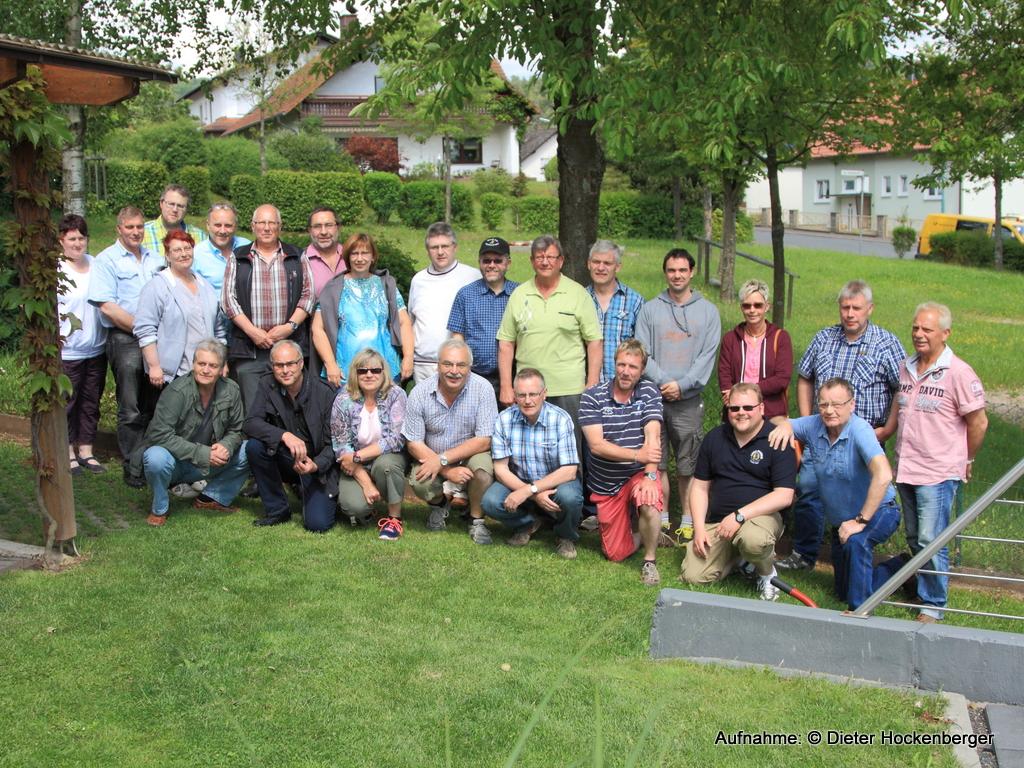 Teilnehmer der AZ-IG-Tagung 2014