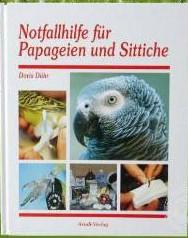 Notfallhilfe für Papageien und Sittiche