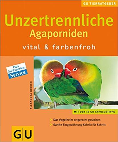 Unzertrennliche Agaporniden vital & farbenfroh