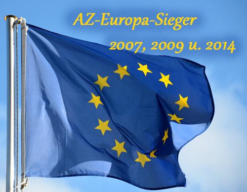 AZ-Europa-Sieger-2007-2009-2014