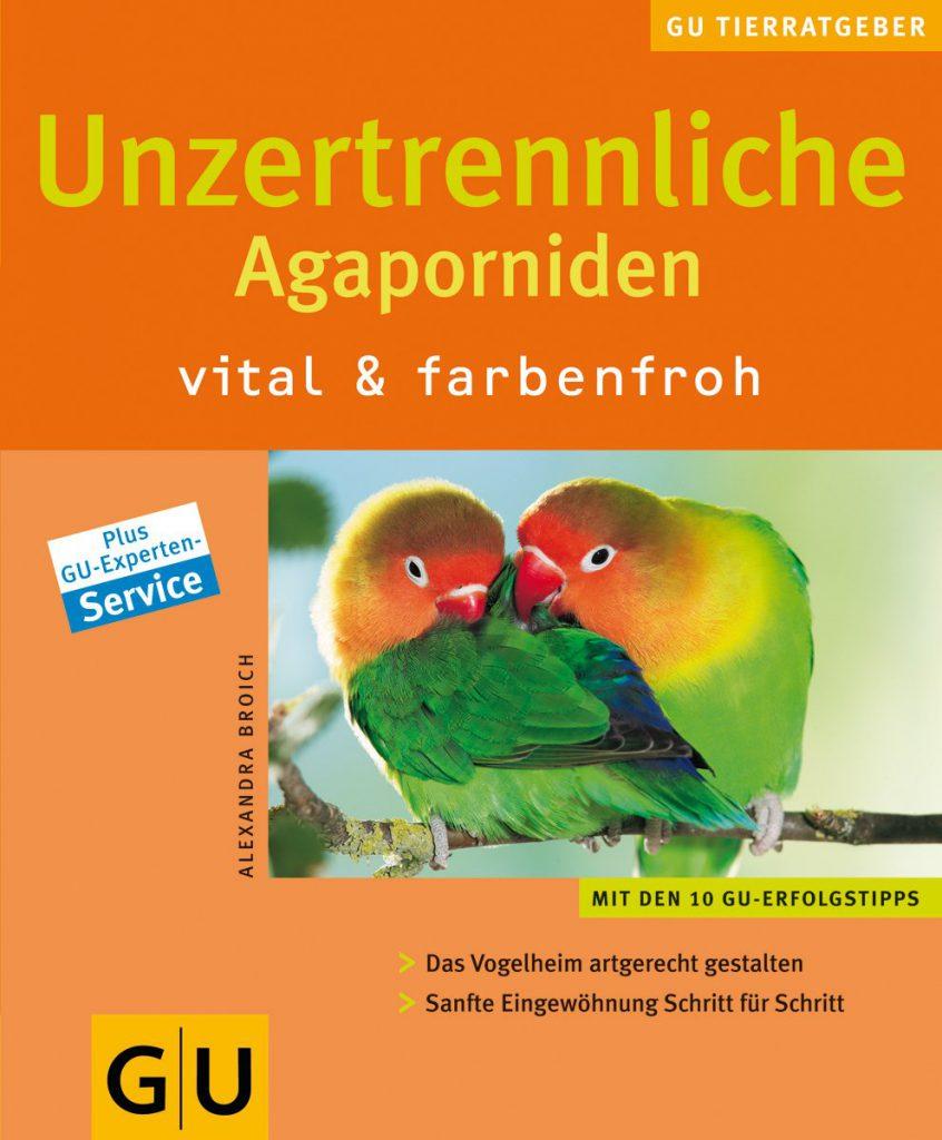 Unzertrennliche-Agaporniden-vital-und- farbenfroh